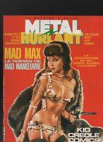 Métal Hurlant n°93. Éditions Humanoïdes associés. FLOCH / VUILLEMIN / JERONATON