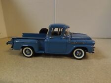DANBURY MINT 1958 CHEVROLET APACHE PICKUP TRUCK 1:24 SCALE