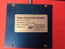 NEW VOLTRONICS Dancer Potentiometer Assembly    DPA-58-1 V#700092