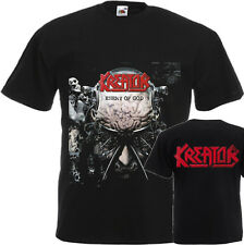 "NEW T-SHIRT "" KREATOR Enemy of God'05 "" DTG PRINTED TEE- S- 7XL"
