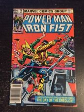 Power Man And Iron Fist#79 Awesome Condition 8.0(1982) Milgrom Cover!!