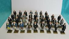 Marx Toys  U.S. Presidents Lot Of 34 Different Figures