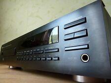 Platine lecteur CD YAMAHA CDX 570 black player deck vintage 1993