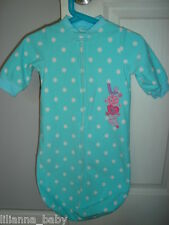 Brand New Microfleece Sleeping Bag (0-9M)