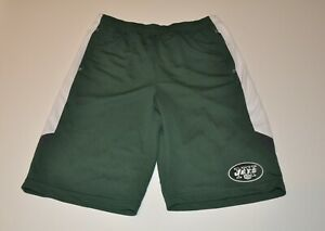 NWOT New York Jets Boys Youth Shorts (XL) X-Large (14/16) Jersey NFL Shirt