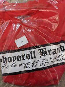 Shoyoroll Brand Logo T Shirt ***Brand New***