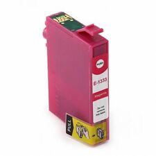 1 Generic 133 T133 Magenta ink cartridge for Epson,NX130 NX230 NX430 WF320 WF435