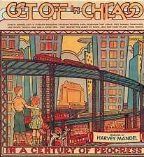 """HARVEY MANDEL & OTHERS """"GET OFF IN CHICAGO"""" ORIG US 1971 PROMO"""