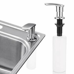 Kitchen Sink Soap Dispenser Detergent Dispenser Pump Bathroom Storage Bottle