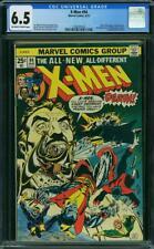 X-MEN #94 CGC 6.5 OWW 1ST NEW X-MEN  IN TITLE #1394091004