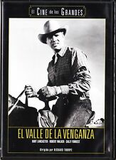 EL VALLE DE LA VENGANZA de Richard Thorpe. España tarifa plana envíos DVD, 5 €