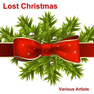 """Lost Christmas"" CD : VARIOUS ARTISTS -  Indie / Alternative Christmas Music CD"