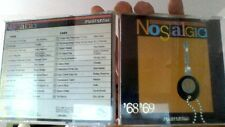 nostalgia '68 '69 cd fonit cetra no barcode 1989