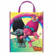 12X Trolls Party Gift Favor Tote Bag (12 Bags)