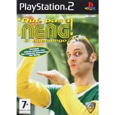 ¡qué pasa Neng Sony PS2 Español precintado