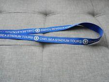 Chelsea TOURS Blue Lanyard -  Key - Holder!!
