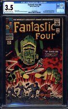 Fantastic Four # 49 (1966) CGC 3.5 1st full Galactus - Classic Story
