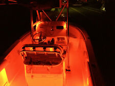 _Led_Boat_Lights_ glow seat pontoon red blue green white fish livewell