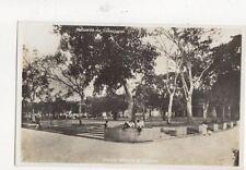 Parque Miranda en Caracas Venezuela Vintage RP Postcard 492a