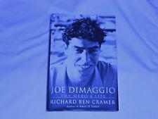 Joe DiMaggio : The Hero's Life by Richard Ben Cramer (2000) HC/DJ 1st Edition