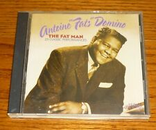 Fats Domino: The Fat Man 25 Classic Performances, used CD, Blueberry Hill ++