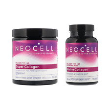 Neocell Super Collagen 6600mg Type 1 & 3 Powder & Tablets | Skin, Hair & Joints