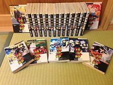 Kekkaishi Ayakashi Hojinden 1-35 manga complete Set Yellow Tanabe Japanese comic