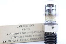 JAN 1LC6 - VT178 TUBE. SYLVANIA BRAND TUBE. NOS/NIB. RC165