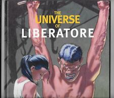 Heavy Metal Magazine Presents The Universe of Liberatore 2005 Hardcover 86 pp VF