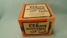 Vintage Elkay 100% Bakelite Adjustable Roll Film Tank 35 mm to 116 mm + Agitator