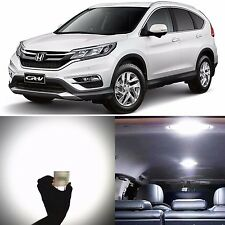 Alla Lighting Dome Light DE3175 6000K Super White LED Bulbs for 97~12 Honda CR-V