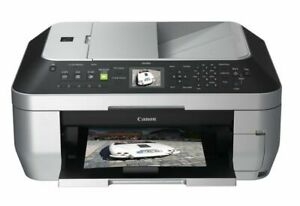 Canon PIXMA MX860 All-In-One Inkjet Printer with EXTRA INK
