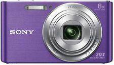 Sony Cypershot Digitalkamera DSC-W830 20,1 MP Violett OVP TOP ZUSTAND