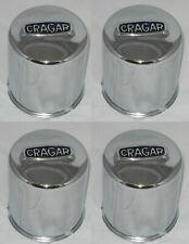 4 Cap Deal Cragar 325 Dia Bore Wheel Rim Chrome Center Caps A 29270 1