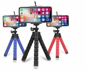 Tripod Stand For Smartphone with Phone Grip Holder