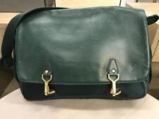 Louis Vuitton Taiga Green Messenger Shoulder Bag