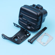 Muffler Exhaust Bracket Bolt Kit for JONSERED 2150 2149 2152 2153 2147 2145 2141