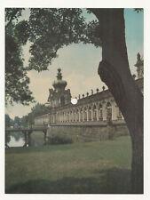 Colorvox 45 Dresden Zwinger in schönen Zustand mit Umschlag DDR !