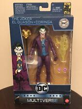 Mattel DC Multiverse The Joker Figure 2019 Unopened MIP