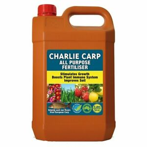 Charlie Carp 5L All Purpose Concentrate Fertiliser