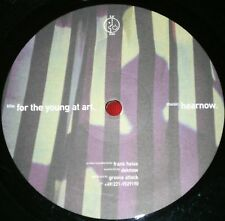 """HEARNOW FOR THE YOUNG AT ART 4 UNTITLED TRACKS 1997 EAT 009 EAT RAW RECORDS 12"""""""