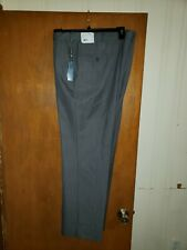 Brand New Men's Dress Pant 50×30 Brown suit separate Pant With Expandwaist