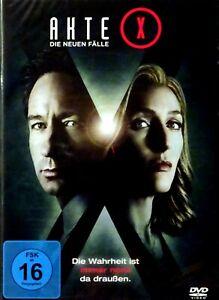 Akte X - Staffel 10, DVD, NEU