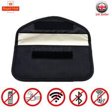 Car Key Signal Blocker Faraday Cage Fob Pouch Keyless RFID Blocking Bag Large UK