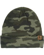 Soft and Stretchy Carters Camo Great Hat Thick Winter Warmth Size 2T-4T