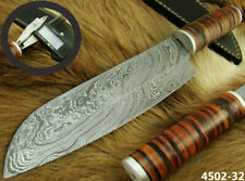 "Alistar 12.5"" Handmade Damascus Knife Hunting, Kitchen/Chef's Knife (4502-32"