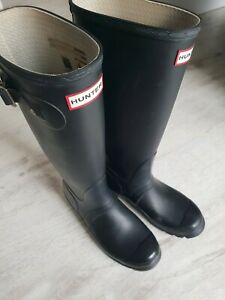 Hunter fine womens wellies Boots,fine condition size UK-5 EU-38 Worldwide