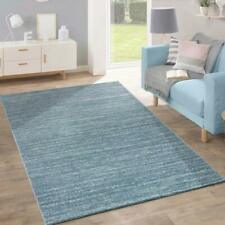 Paco Rug Design Mottled Inspiration Turquoise, 60W x 100Lcm