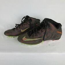 Nike Alpha Pro 2 3/4 Td Le 2.0 Cleats Metallic Copper/Black 820280-878 Size 11.5