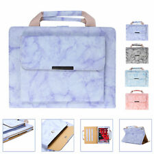 "ForiPad7thGen10.2""/Air 2/mini 5 Handbag Marble Leather Elegant Case Cover"